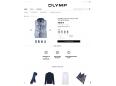 communicode AG realisiert Marken-Onlineshop für das Modelabel OLYMP