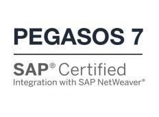 ECM-System PEGASOS erneut SAP-zertifiziert