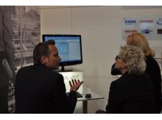 AVERO MES der DIGITAL-ZEIT GmbH auf der CeBIT 2012