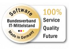 """Die Connectivity GmbH mit BITMi-Gütesiegel """"Software Made in Germany"""" ausgezeichnet"""