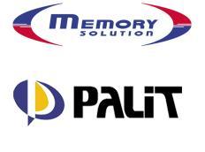 Memorysolution listet Grafikkarten von Palit
