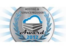 """Die PCS AG ist nominiert für den """"Hosting & Service Provider Award 2012"""""""