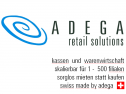 Adega retail solutions, seit 1995 top swiss soft